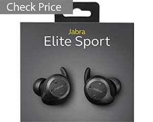 Jabra Elite Sport True Wireless Waterproof
