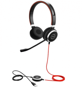jabra evolve 40 uc stereo wired headset