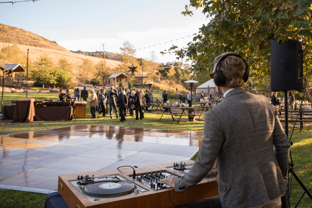 How to DJ a Wedding